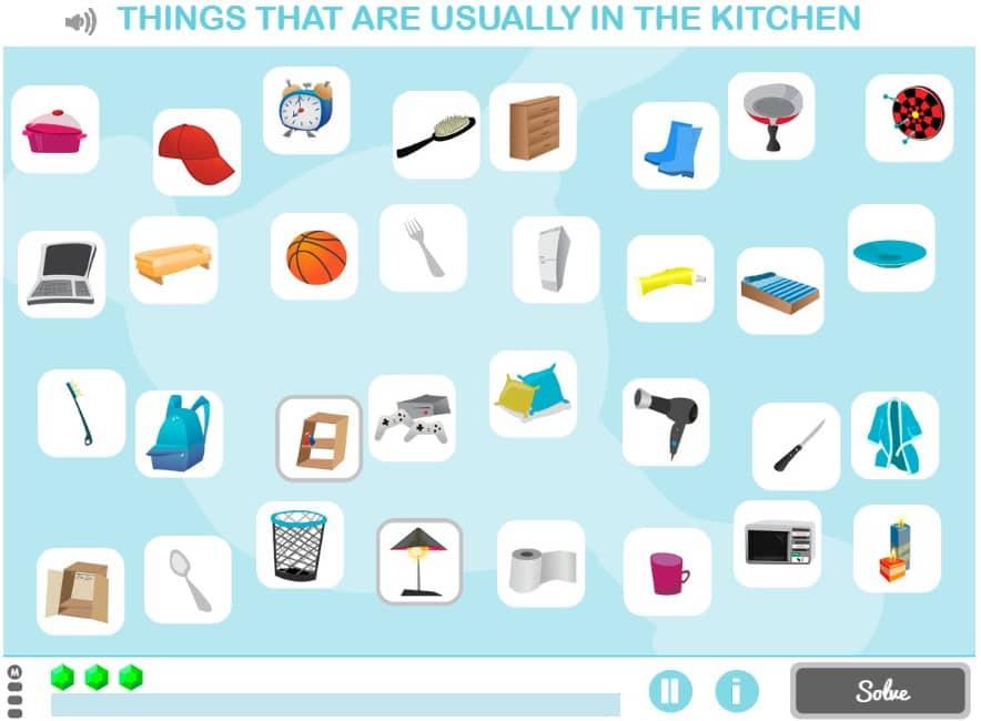 Common items
