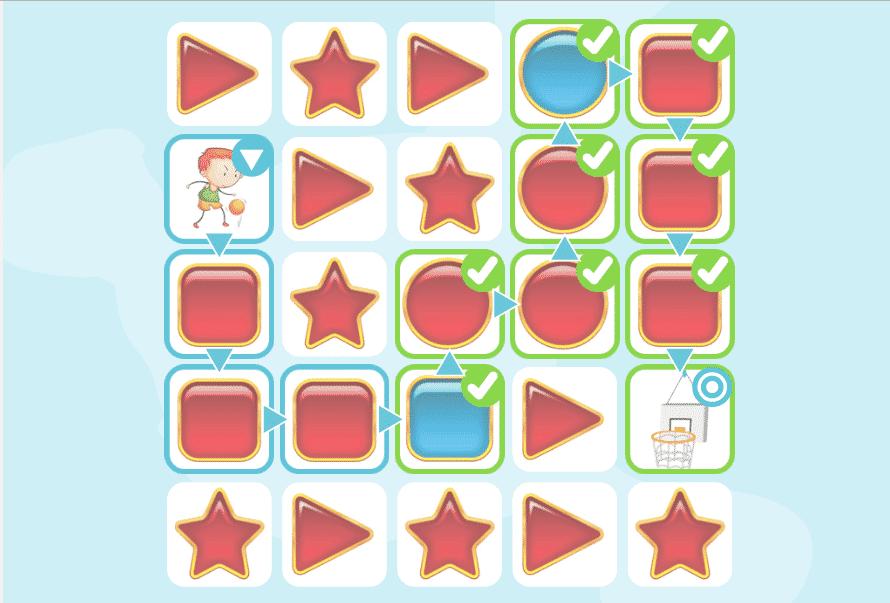 Picture Maze Basic Level 01