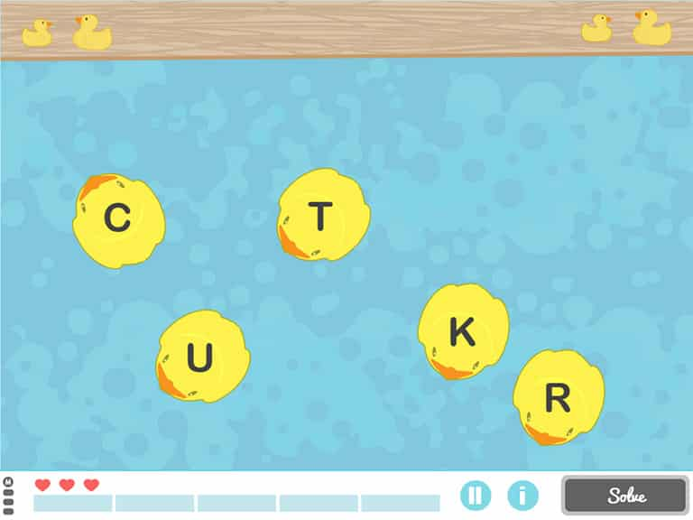 Word fishing dyslexia activities for kids