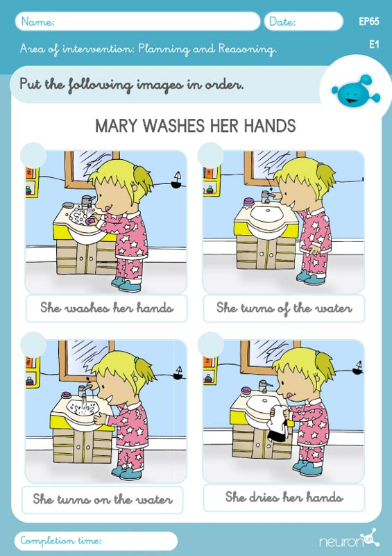 printable activities for children with intellectual disabilities step by step