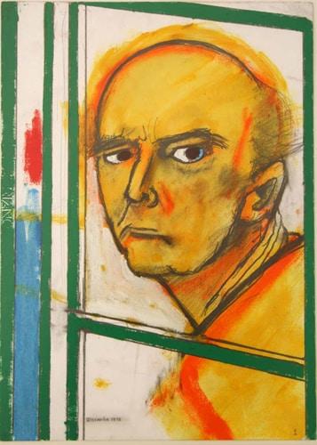 Self-Portrait 1996 William Utermohlen